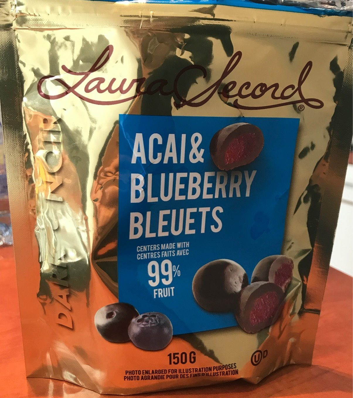 Acai & blueberry - Produit - fr