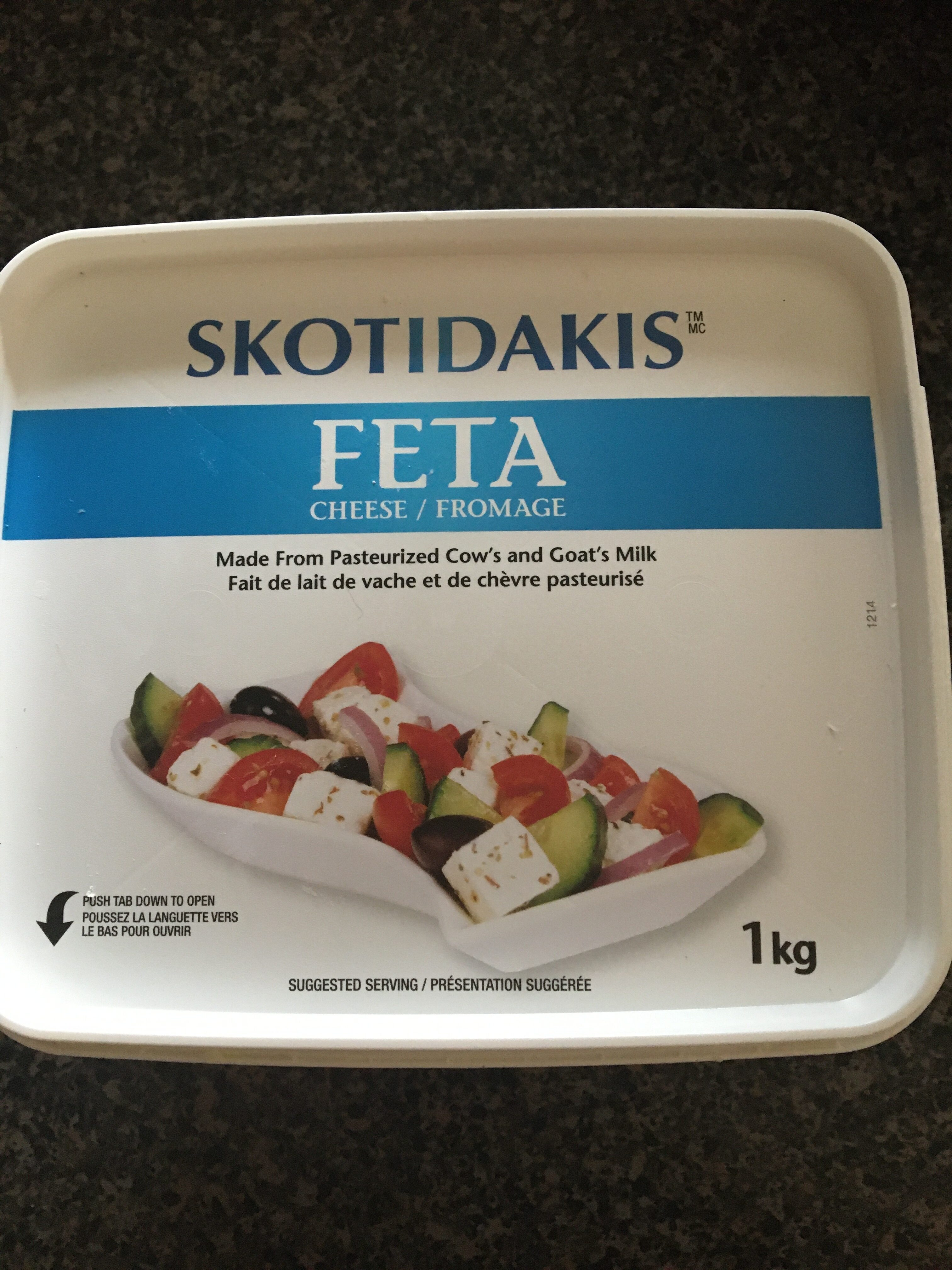 Skotidakis feta - Product - en