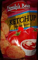 Croustilles Ketchup - Produit - fr