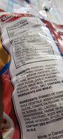 Croustilles Ketchup - Ingrédients - fr