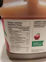 Jus de pommes - Product - fr
