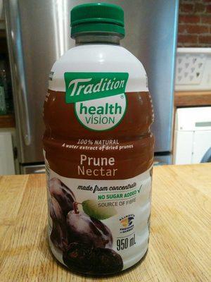Nectar de pruneaux - Produit