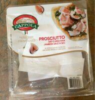 Prosciutto - Produit - fr