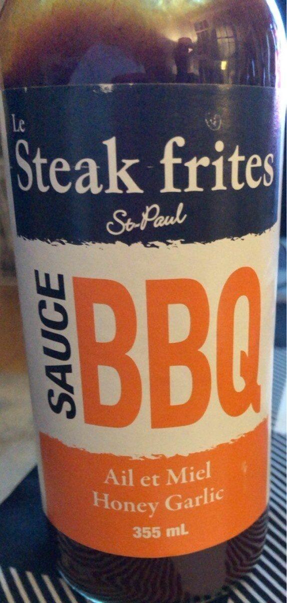 Sauce BBQ - Product - fr