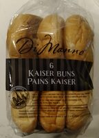 6 Kaiser Buns - Product - en