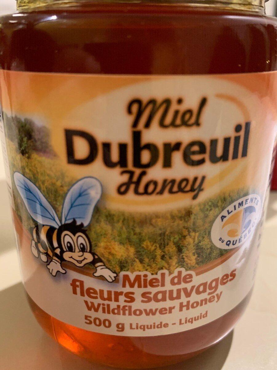 Miel de fleurs sauvages - Product - fr
