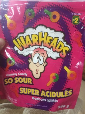 So sour - Product