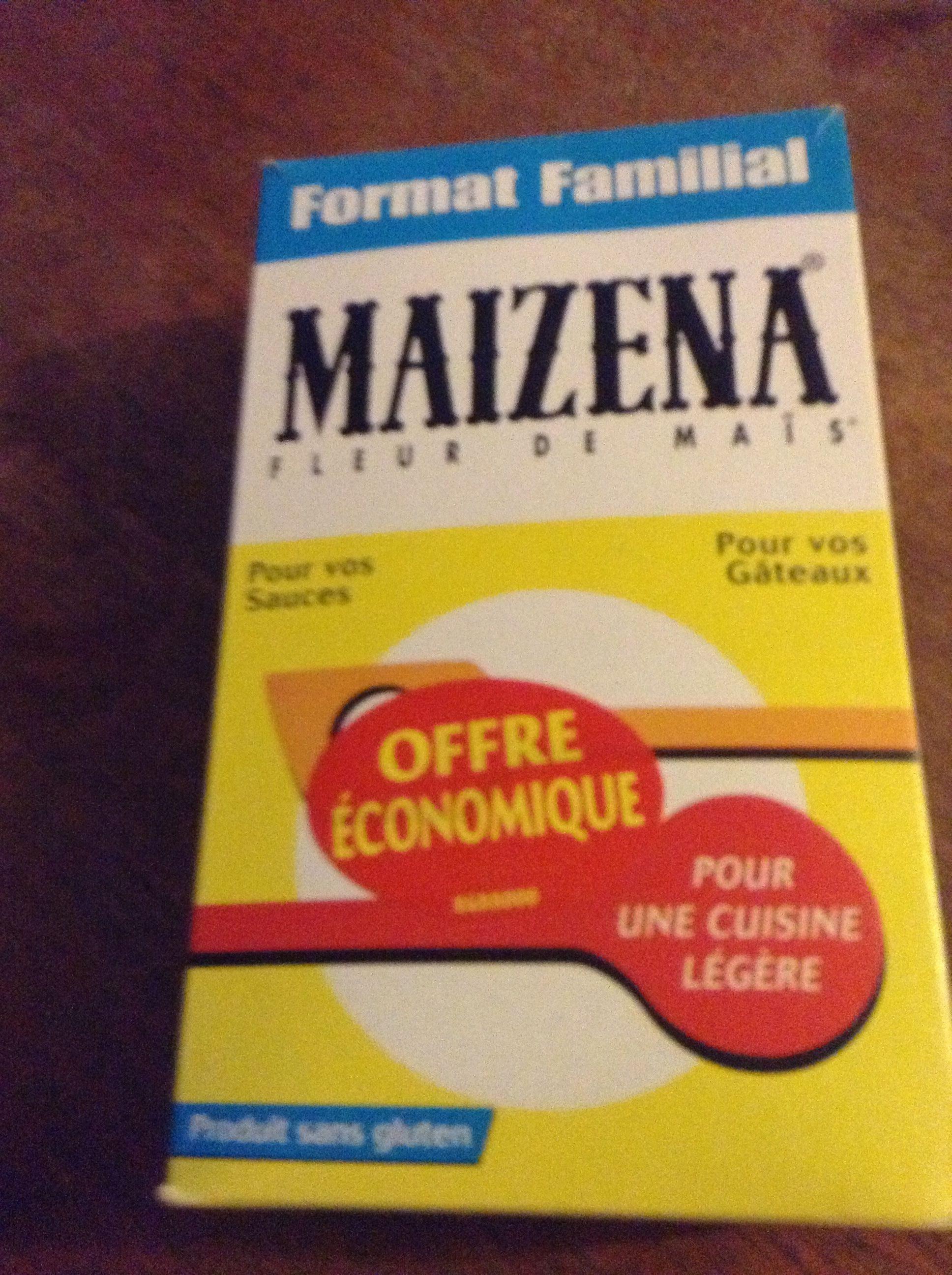 Maizena ® Fleur de Maïs ® - Format familial - Product - fr