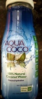 100% Natural Coconut Water - Product