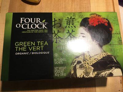 Thé vert - Produit - fr