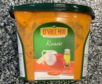 Sauce rosée - Produit - fr