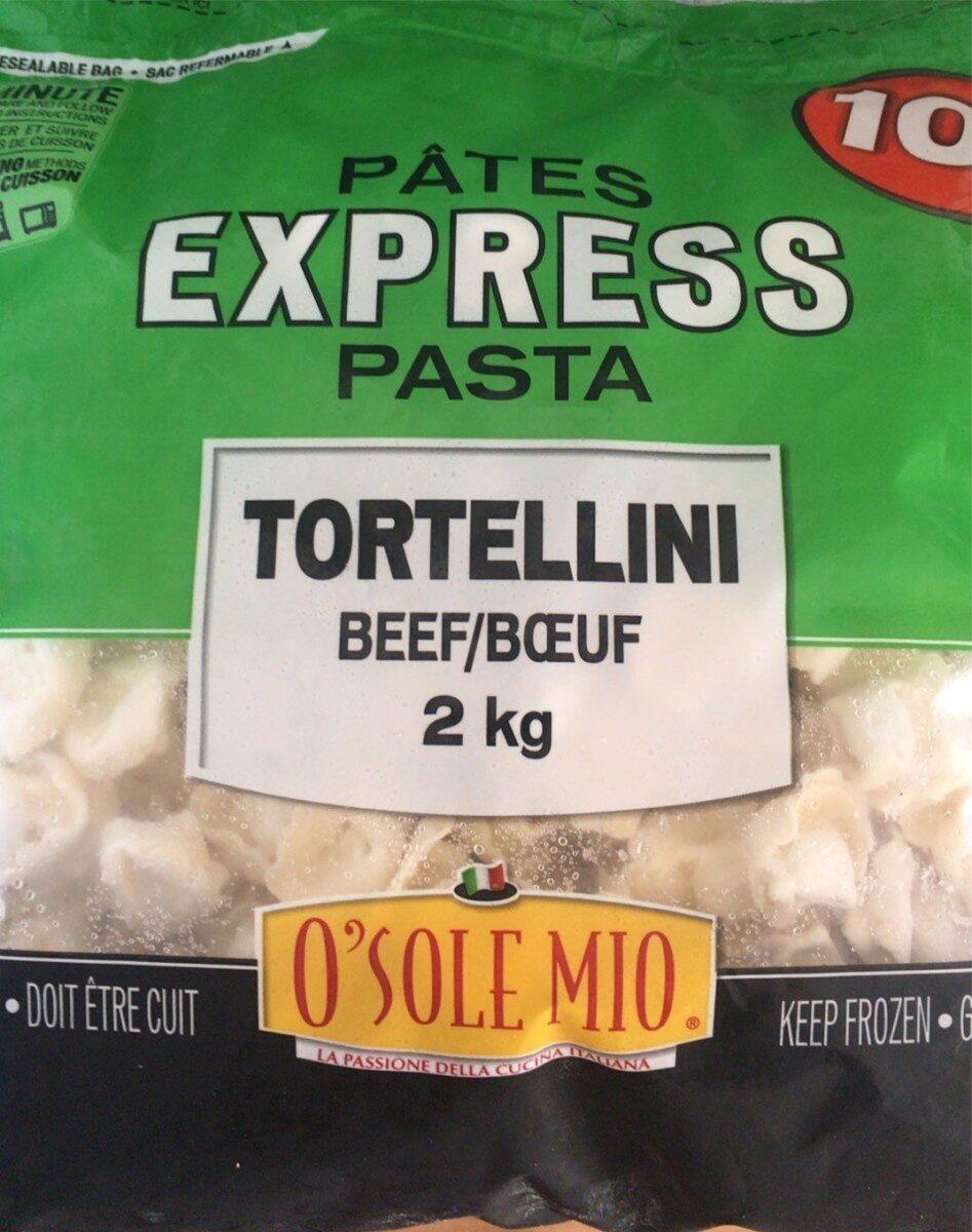 Tortellini boeuf - Product - fr