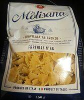 Farfalle pasta - Produit - en