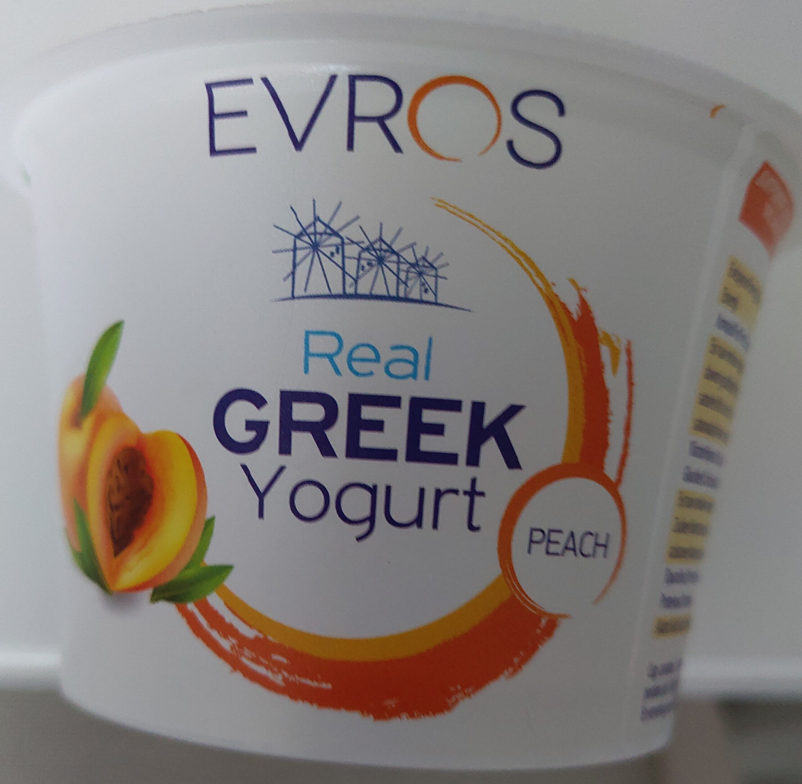 Real Greek yogurt - Product