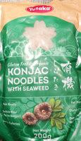 Nouilles konjac aux algues - Product - fr