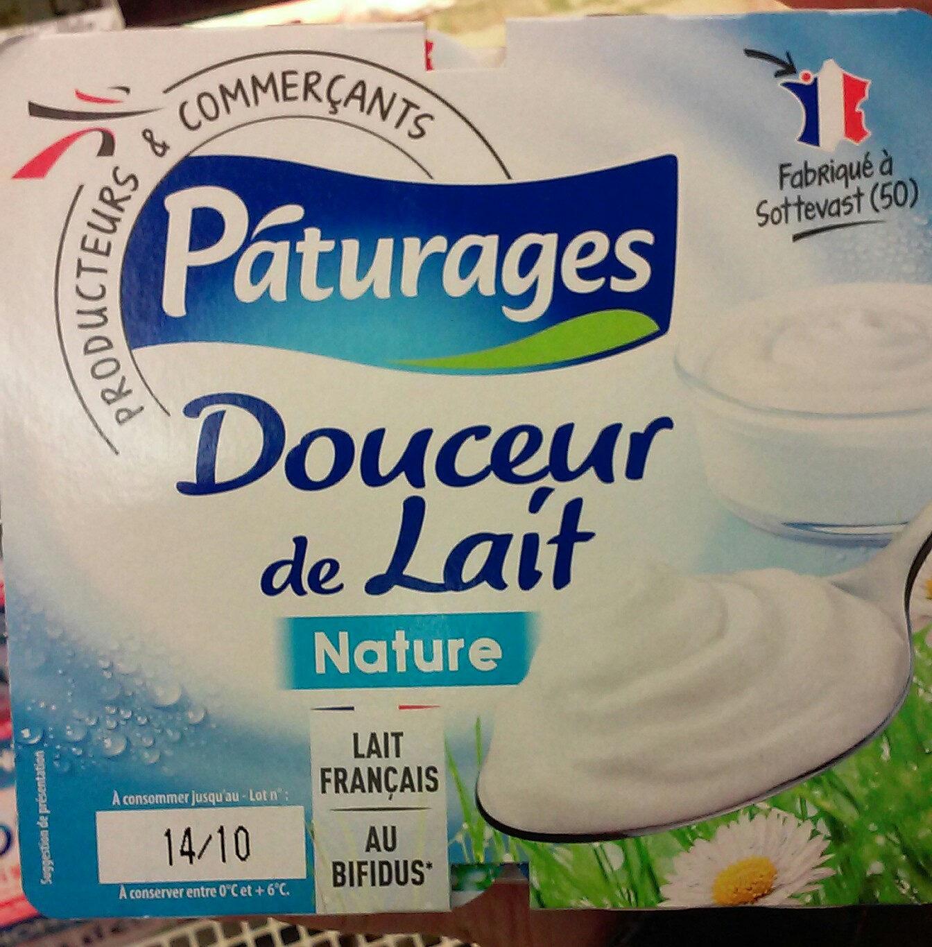 douceur de lait - Product