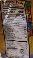 dippin tortilla chips - Nutrition facts - en