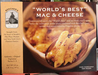 """World's Best"" Mac & Cheese - Product"