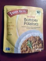 Medium indian bombay potatoes chickpeas & potatoes slow-cooked with spices in a zesty tomato sauce, medium indian bombay potatoes - Product - en