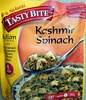 Mild indian kashmir spinach sauteed spinach simmered with paneer cheese, indian kashmir spinach - Product