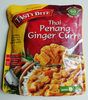 Thai Penang Ginger Curry - Produit
