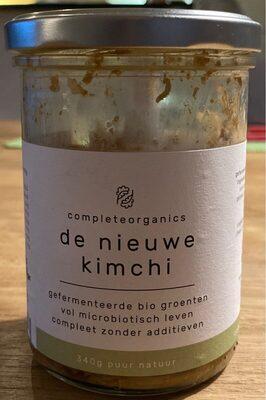 De nieuwe kimichi - Product - nl