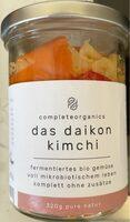 das daikon kimchi - Product - de