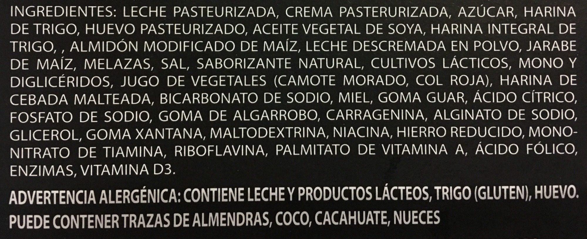New York Cheesecake - Ingredients