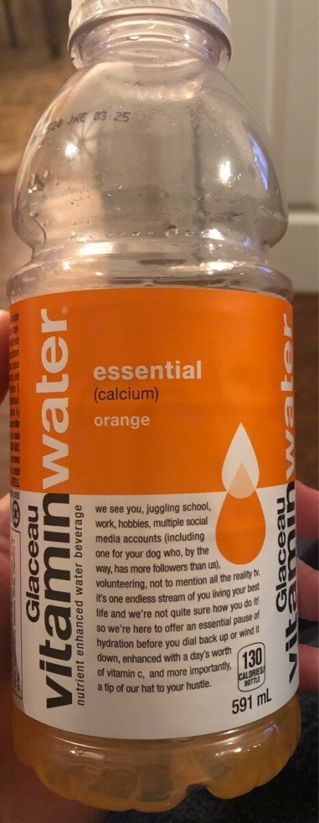 Vitaminwater - Product - fr