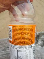 Vitaminwater - Ingredients - fr