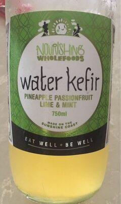 Water kefir - Product - en