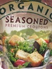 Seasoned croutons - Product