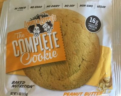 The complete cookie peanut butter - Product