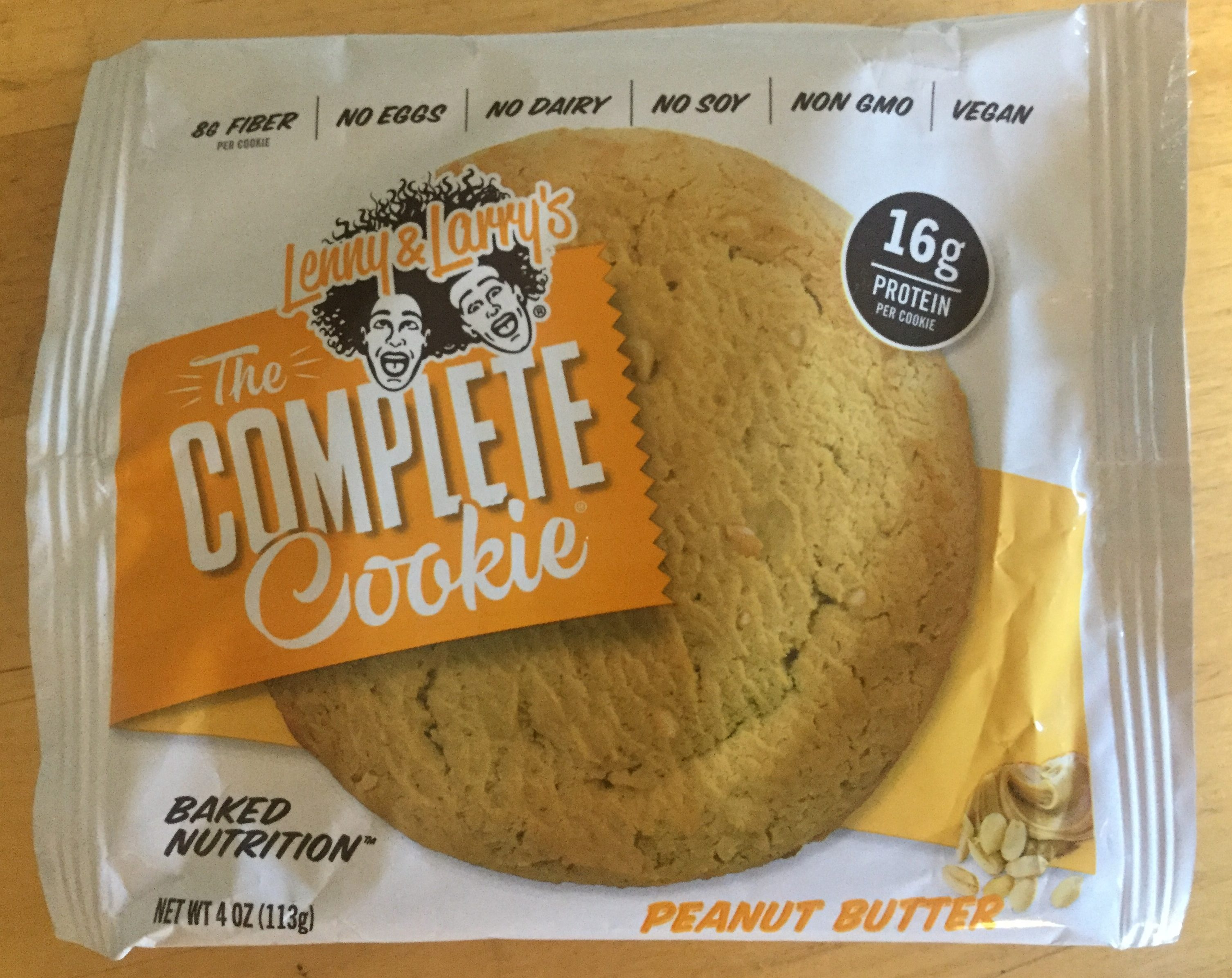The complete cookie peanut butter - Produit