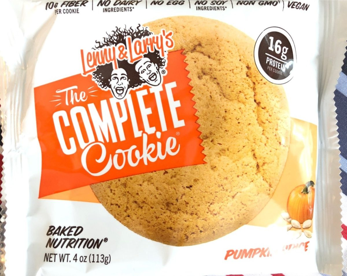 The Complete Cookie Pumpkin Spice - Product
