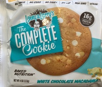 White chocolaty macadamia cookie, white chocolaty macadamia - Product - en