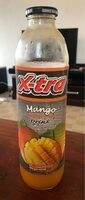 X-tra, mango drink - Product - en