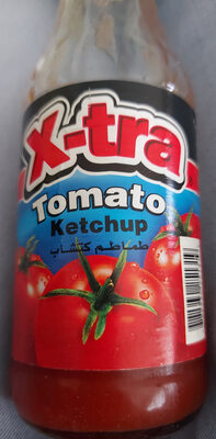 tomato ketchup x-tra - Product - fr