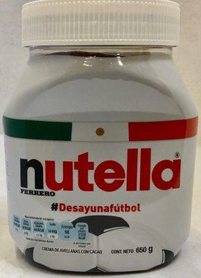 Nutella - Product - es