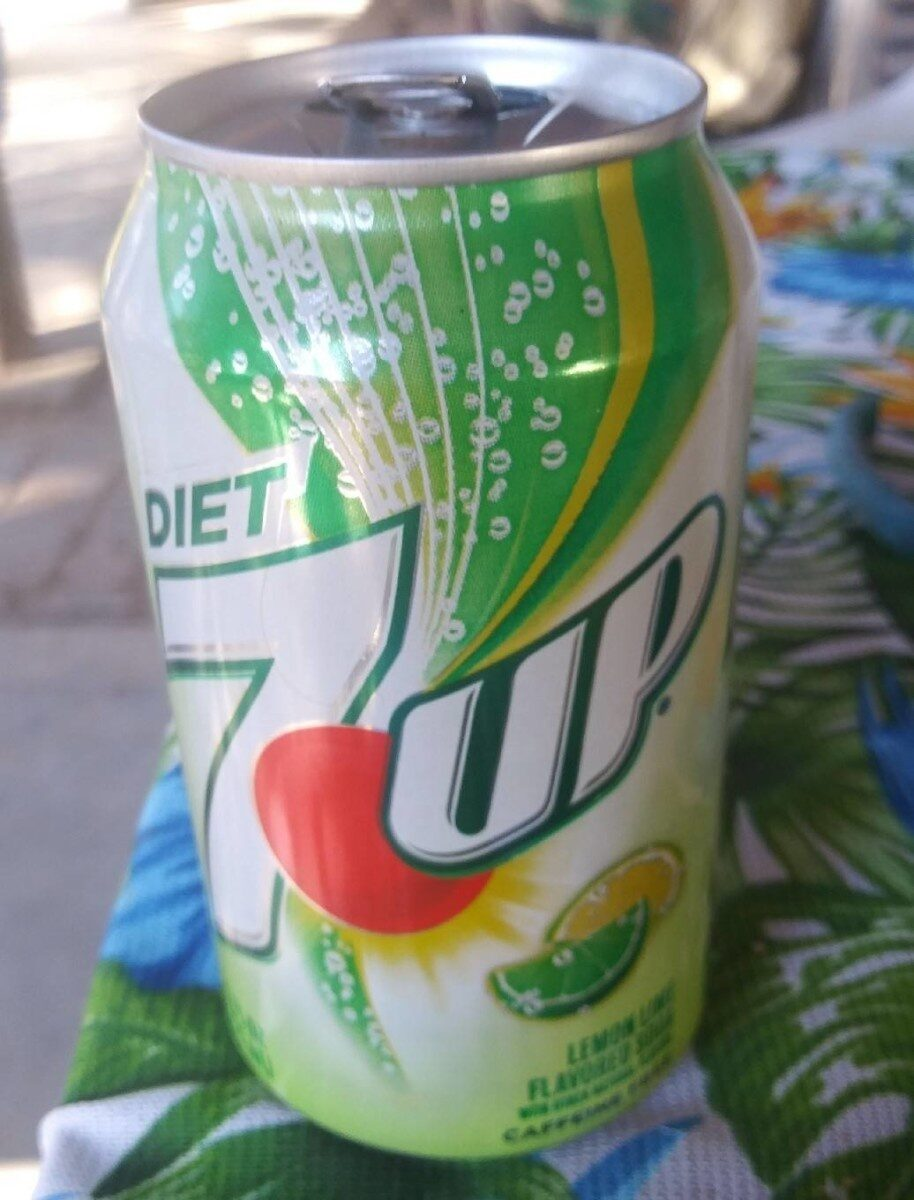 Lemon Lime Flavored Soda - Prodotto - en