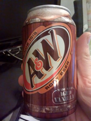 Root beer - Product