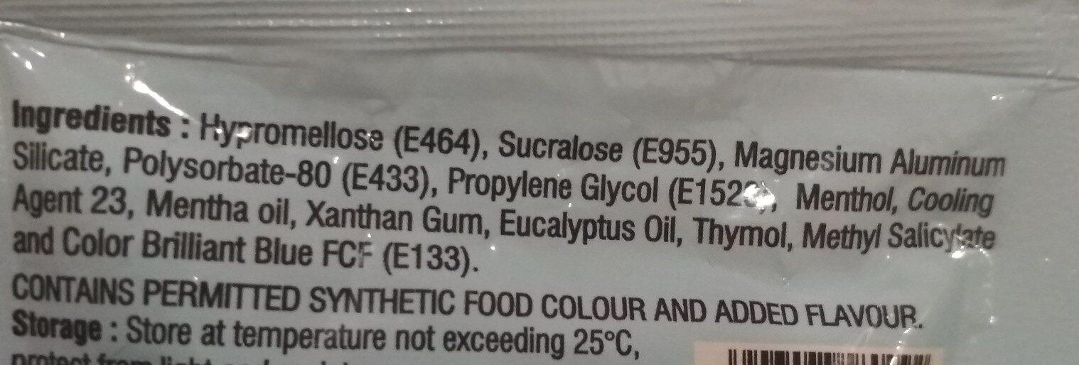 fresh - Ingredients - en