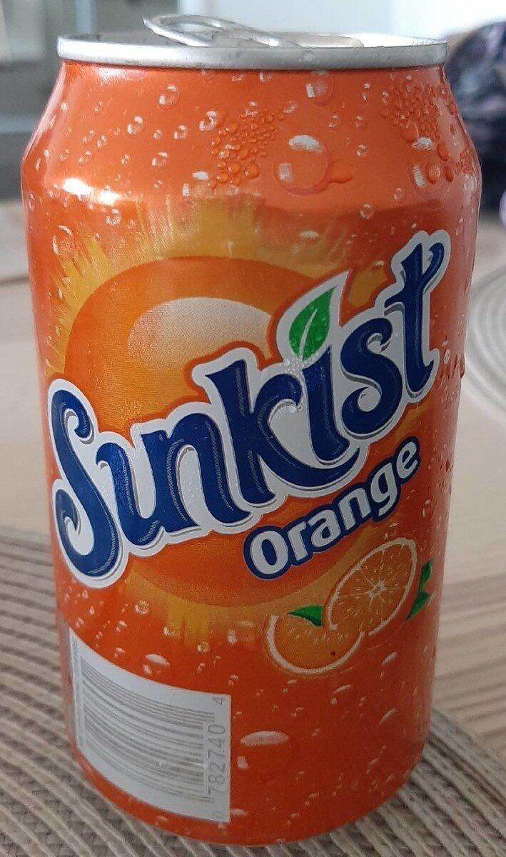 Sunkist Orange Soda - Product - en