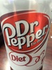 Dr pepper, diet soda - Product