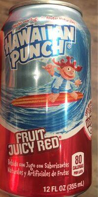 Hawaiian Punch Fruit Punch Fruit Juicy Red - Product