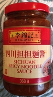 Sichuan Spicy Noodle Sauce - 368 g - Lee Kum Kee - Product