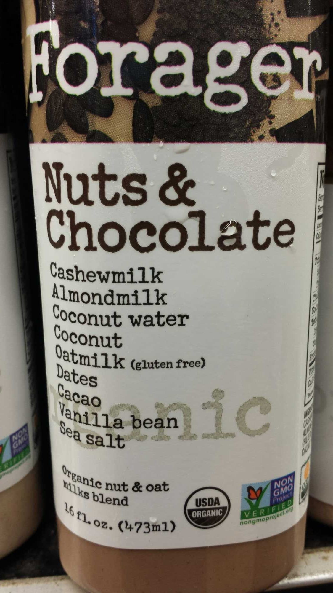 Nuts and Chocolate Milk - Product - en