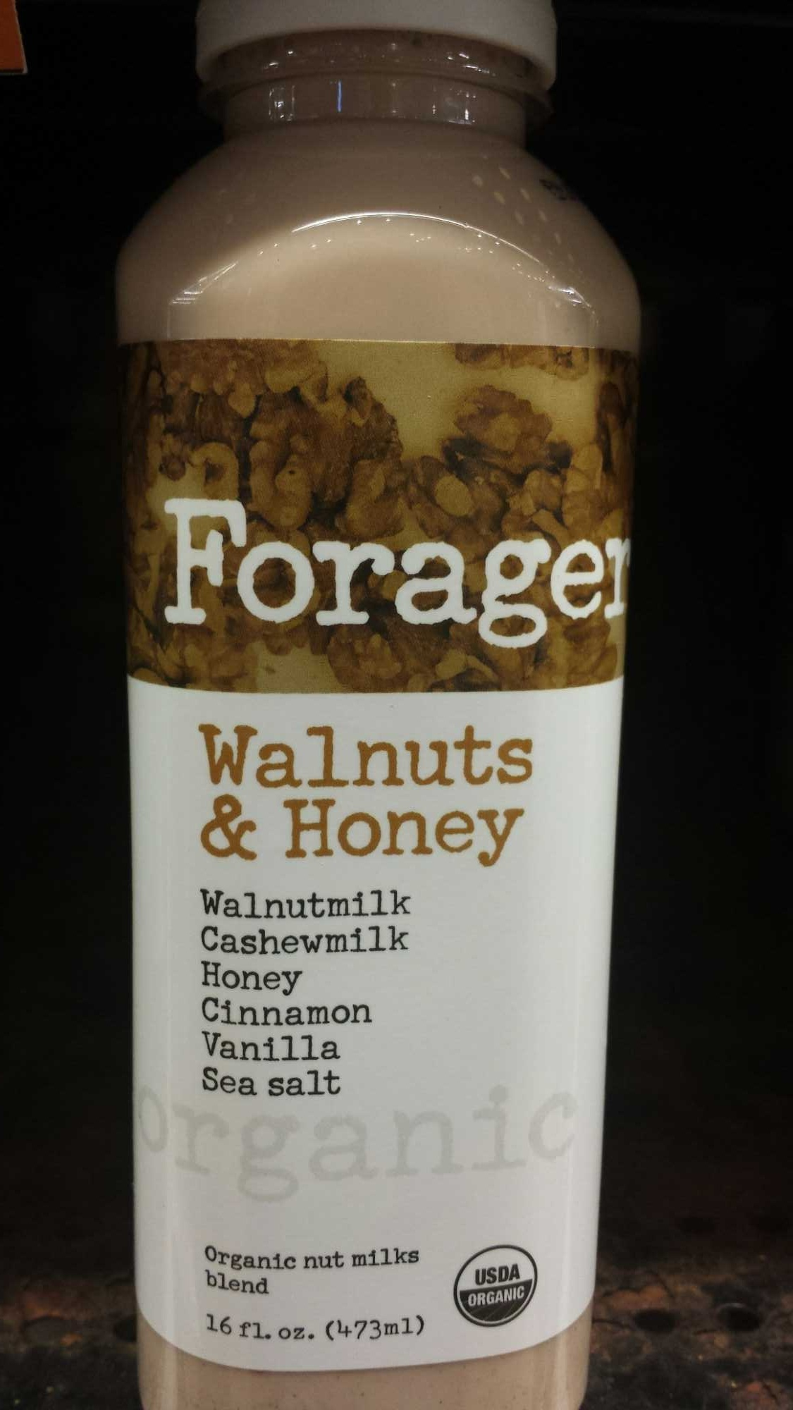 Walnut and Honey Organic Nut Milk Blend - Product - en