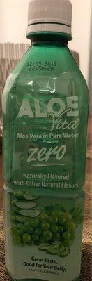 Aloe Vita Zero - Product