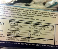Quest Bar Cookies & Cream - Product